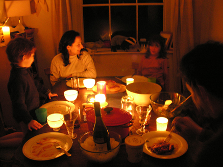Dinner ByCandleight