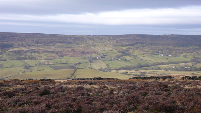 Landscape North York Moors 2018