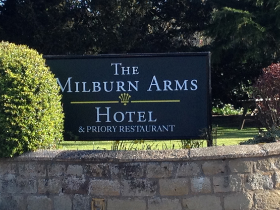 The Milburn ARms