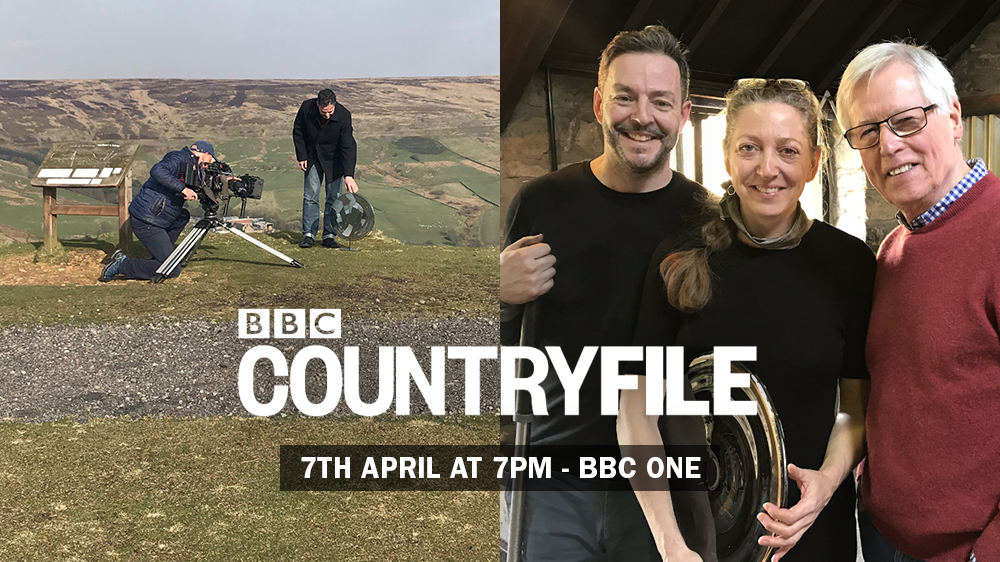 Gilles Jones on BBC One Countryfile